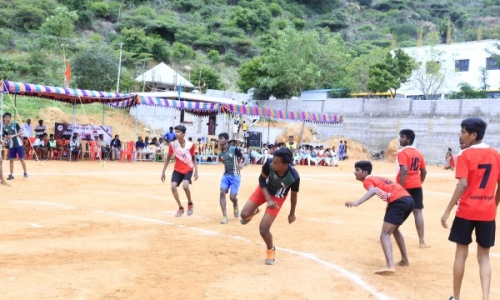 Dr. Surendran Memorial Handball Tournament 08.17.19